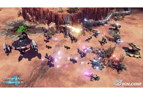 Games: Command And Conquer 4: tiberian twilight