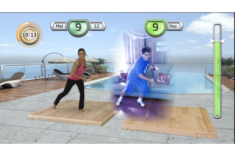 Get Fit with Mel B (PS3) Review | BrainLazy.com