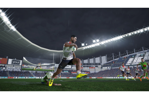 Rugby League Live 4 on Steam