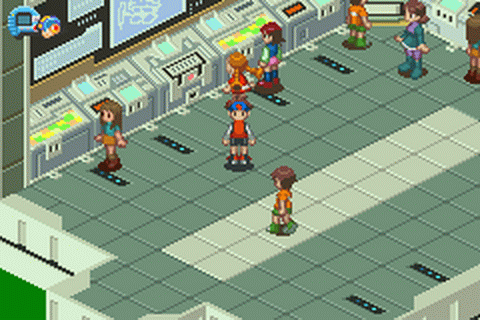 Play Mega Man Battle Network 3 - Blue Version Nintendo ...
