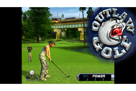 Outlaw Golf ... (PS2) - YouTube