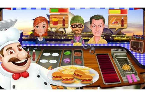 Restaurant Cooking Games - Fast Food Rush for Android ...