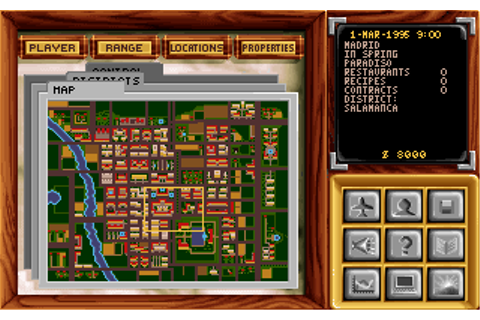 Pizza Tycoon | Old MS-DOS Games | Download for Free or ...