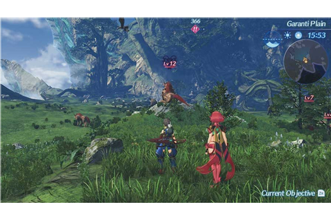 REVIEW: Xenoblade Chronicles 2 - oprainfall