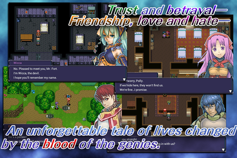 RPG Covenant of Solitude - Android Apps on Google Play
