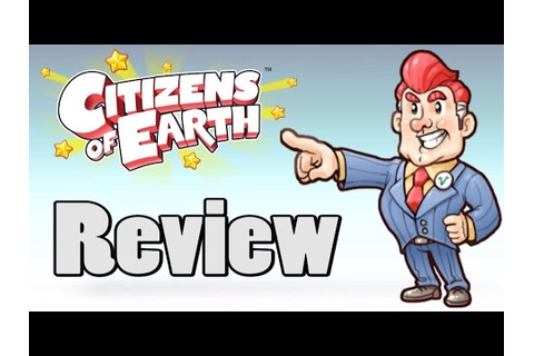 Review of Citizens Of Earth - Game Of The Year 2015! - YouTube