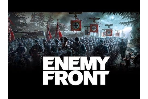 Enemy Front PC Game Free Download Full Version
