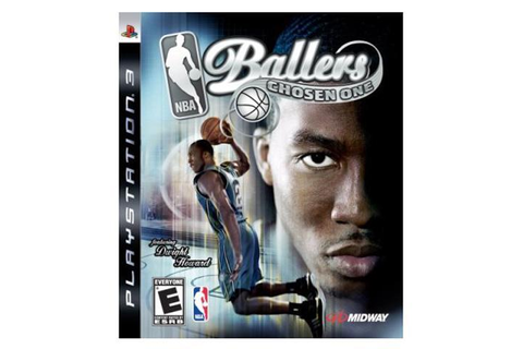 NBA Ballers: Chosen One Playstation3 Game - Newegg.ca