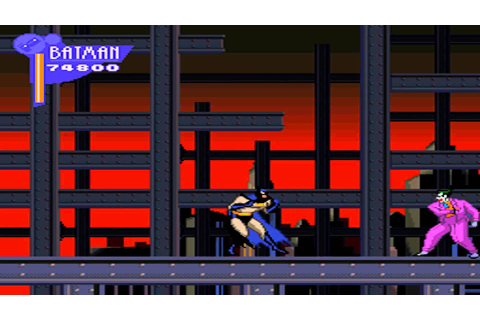 Adventures of Batman & Robin, The (USA) ROM