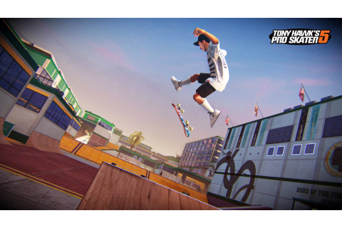 Tony Hawk's Pro Skater 5 HD Wallpaper | Background Image ...