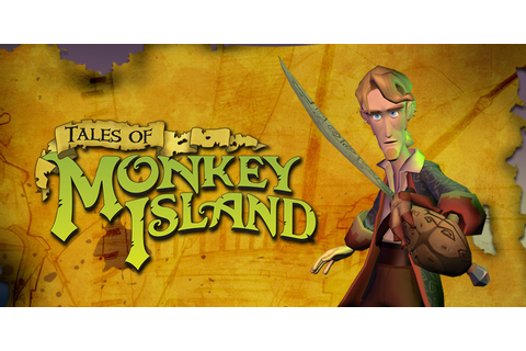 Tales of Monkey Island | WiiWare | Games | Nintendo