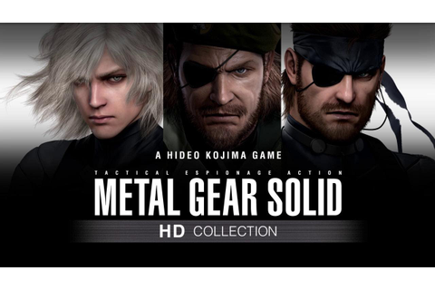 Metal Gear Solid HD Collection Launch Trailer - YouTube