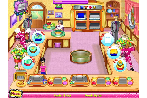 Download Cake Mania: To the Max Game - Time Management ...