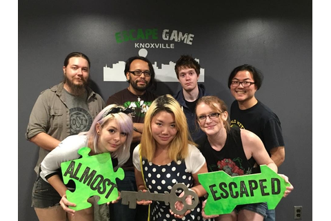 Escape Game Knoxville Knoxville, TN Photos & Videos
