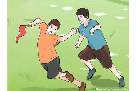 The 3 Best Ways to Play Capture the Flag - wikiHow