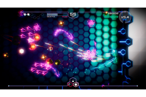 Tachyon Project (Switch eShop) News, Reviews, Trailer ...
