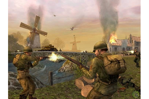 Call of Duty 2 Big Red One Free Download | Download Games