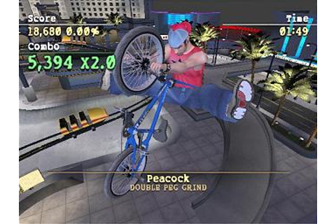 Screens: Mat Hoffman's Pro BMX 2 - PS2 (13 of 35)