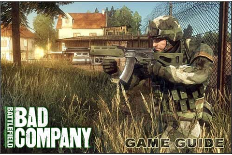 Battlefield: Bad Company Game Guide | gamepressure.com