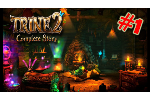 Trine 2 : Complete Story Gameplay/Walkthrough Part 1 The ...