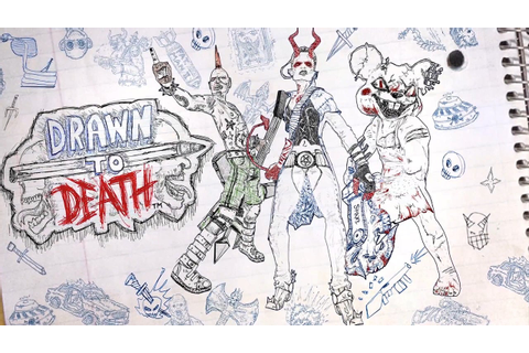 Drawn To Death Has Lots of Gore and Depth - IGN ...