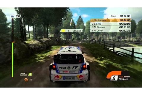Buy WRC 4: World Rally Championship Steam