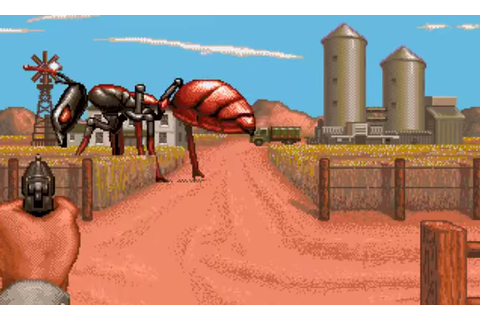 Cinemaware annuncia It Came From the Desert: The Action ...