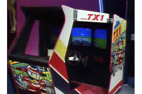 Good Early 80's driving games - Arcade and Pinball ...