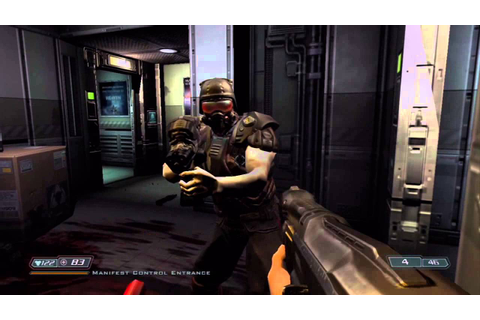 Review - Doom 3 BFG Edition (PS3) - YouTube