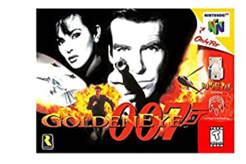 Goldeneye: 007 / Game: Nintendo 64: Amazon.co.uk: PC ...