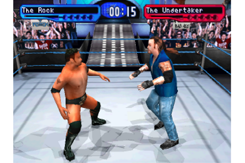 Play WWF SmackDown ! 2 - Know Your Role Sony PlayStation ...