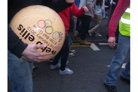 Atherstone Ball Game - Wikipedia