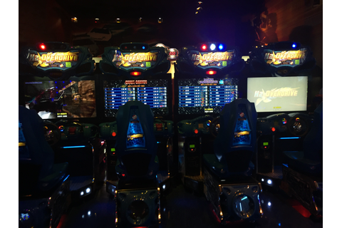 H2Overdrive ESPN Zone Anaheim - Arcade Locations - Picture ...
