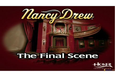 Nancy Drew: The Final Scene gameplay (PC Game, 2001) - YouTube