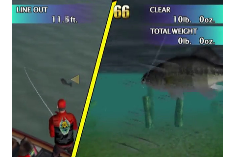 Playstation 2 Fishing Games List - FGindex