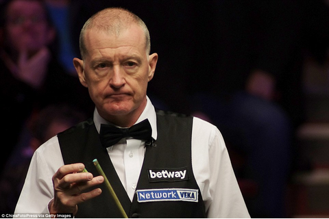 Snooker legend Steve Davis announces his retirement as six ...