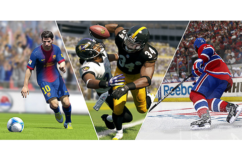 Sports video game reviews: Madden 13, FIFA 13, NHL 13 ...
