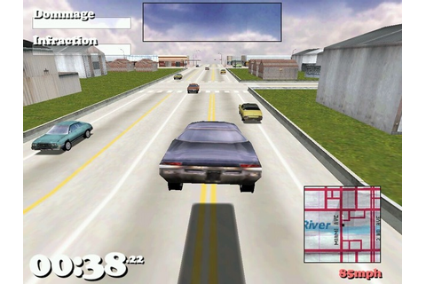 Driver Complete Game 1999 PC Game Download | Funny V Funny