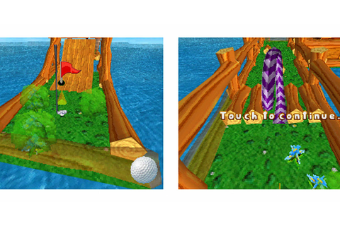 101 MiniGolf World fills a hole in DSiWare lineup