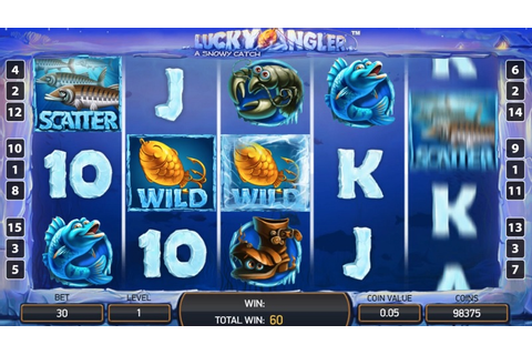 Lucky Angler Slot Game Review - Casino Circle