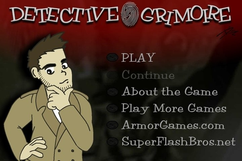 Detective Grimoire Game - Detective games - Games Loon