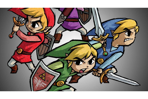 WIN - The Legend of Zelda Tri Force Heroes prijsvraag - XGN.nl