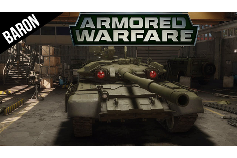 Armored Warfare - Best Tanks in the Game! - YouTube