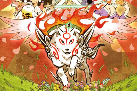 The Okami HD re-release is the perfect example of a ...
