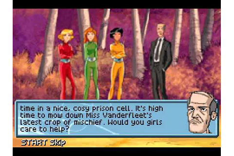 Game Boy Advance Longplay [097] Totally Spies! 2 ...