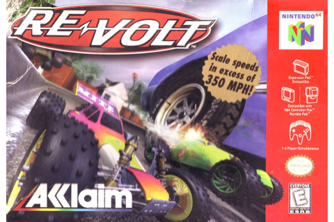 Re-Volt (N64) | Re-Volt Wiki | FANDOM powered by Wikia