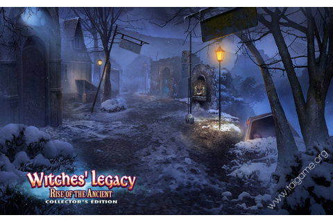 Witches' Legacy: Rise of the Ancient Collector's Edition ...