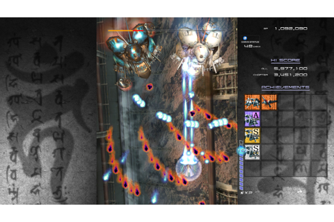 Ikaruga PS4 re-release revealed by German rating board - VG247