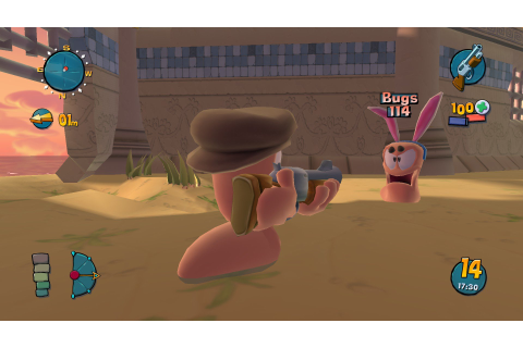Worms Ultimate Mayhem Review (PS3) | Push Square