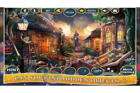 Mesmerize Temple - Hidden Objects game for kids, girls and ...